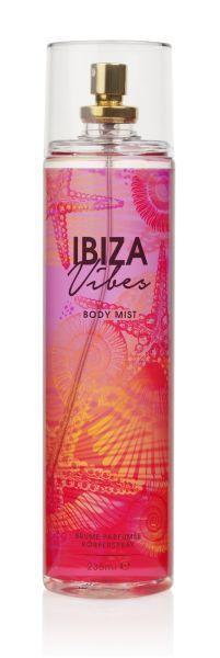 Orange Creatives: Vier heerlijke body mists voor een zinderende zomer: Ibiza Vibes