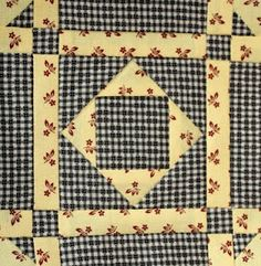 Square in a Square Variation