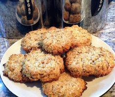 Palm trees with pistachios - HQ Recipes Pudding Desserts, Cookie Desserts, Cookie Recipes, Dessert Recipes, Healthy Low Carb Recipes, Healthy Sweets, Weigth Watchers, Gluten Free Biscuits, Galletas Cookies