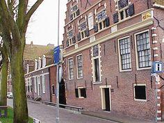Voorgevel Peperhuis (binnenmuseum)
