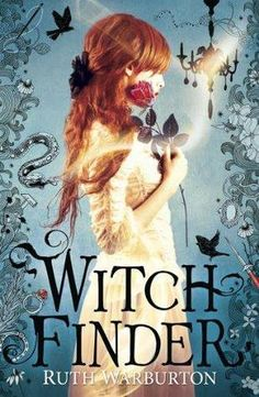 Book birthday interview with Ruth Warburton for WITCH FINDER
