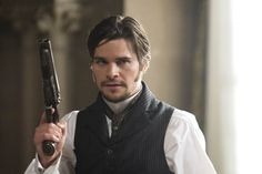 Hans Matheson - He looks like my brother, so I am putting him in my lady category