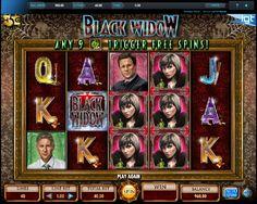 V našej automatovej hre Black Widow sa nejedná o pavúka ale o ženu, ktorá zabíja svojich manželov.  http://www.automatove-hry-zadarmo.com/hry/hraci-automat-black-widow #automatovehry #hracieAutomaty #blackwidow #Vyhra #hry