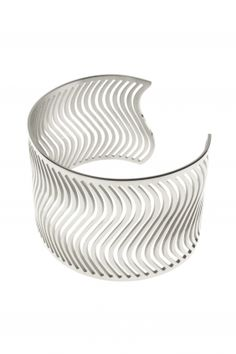 #wave I stainless steel #cuff I designed for NEW ONE I NEWONE-SHOP.COM