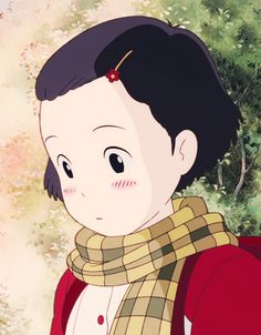 Only Yesterday. -- Studio Ghibli movies, Japanese films, characters, moments, scenes, cute