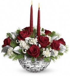 Christmas Flower Arrangements | Fair Hill Florist