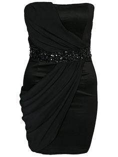 Ax Paris Chiffon Over Lay Jewel Dress 42,95 €