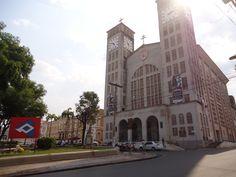 Catedral Basílica do Senhor Bom Jesus, no Centro de Cuiabá-MT