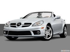 Mercedes Benz SLK350-Roadster-