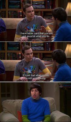 the big bang theory funny quotes   Bazinga: Big Bang Funny Quotes