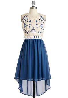 Enliven Your Look Dress. Illuminate your ethereal style with this twofer dress! #multi #modcloth