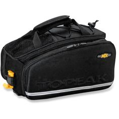 Topeak MTX TrunkBag EXP with Zip-Down Panniers - Free Shipping at REI.com