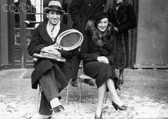 There is absolute no denying that Rene Lacoste was a style icon. His flare and precision for the way he looked both on and off the court was pure French Class