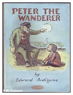 Peter the Wanderer First Edition Hardcover (Printed Boards) Oxford,1963