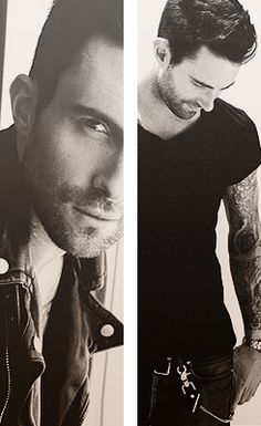 adam levine-my guilty pleasure.....in my dreams at least. ;)