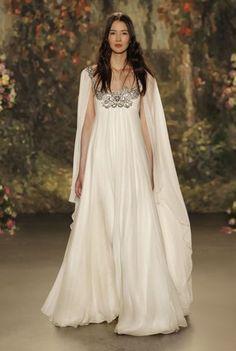 Elige uno de estos vestidos de novia corte imperio 2016: un look muy romántico Image: 0
