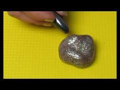 How To Make Magnetic Slime - DIY Magnetic Slime Tutorial - YouTube