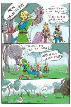 Link no Hyrule Warriors