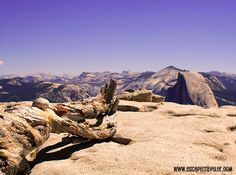 One of the best short hike in Yosemite, Sentinel dome hike will give you one of the best view of half dome.    www.escapetraveler.com          http://www.escapetraveler.com/top-10-things-to-do-or-see-in-yosemite/