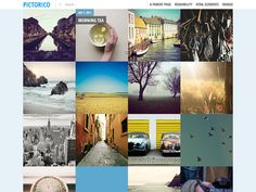 Pictorico Free Photoblogging WordPress Theme is a single-column, grid-based portfolio theme with large featured images and a post slider, perfect for photoblogging or a portfolio site