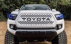 2016 - 2018 Tacoma Drop-In Grille Insert Tacoma Truck, 2018 Tacoma, Toyota Tacoma 4x4, New Trucks, Lifted Trucks, Pickup Trucks, New Bmw 5 Series, Toyota Tacoma Accessories, Custom Cars