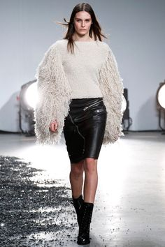 Zadig & Voltaire Fall 2014 Ready-to-Wear Collection Slideshow on Style.com
