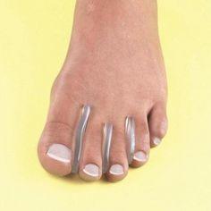 Toe Separators – Soothing Gel for Sore Feet #feet #footcare #toes #toecare #sorefeet