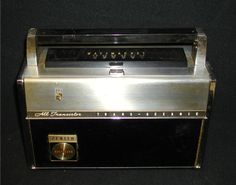 Our old Zenith Transoceanic