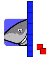 Shark Numbers game - place value Place Value Blocks, Math Place Value, Place Values, 1st Grade Math, Grade 3, Social Studies Activities, Teacher Resources, Ict Games, Easy Peasy Homeschool