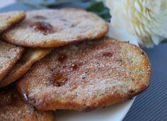 Tortas de aceite al estilo Inés Rosales. Blog Cocinando con las Chachas.