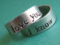 If I ever give another ring to a girl… might just have to be one of these...