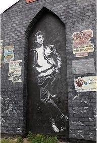 street art, lennon