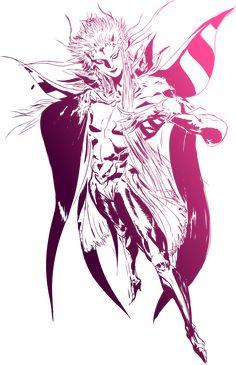 Final Fantasy II logo by eldi13.deviantart.com on @deviantART