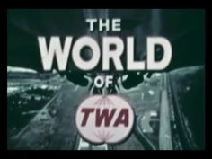TWA Travelogue - Europe Middle East & Asia