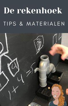 5x materialen voor de rekenhoek in groep 3 | Klas van juf Linda Education, Floor, Winter, Pavement, Winter Time, Boden, Onderwijs, Learning, Flooring