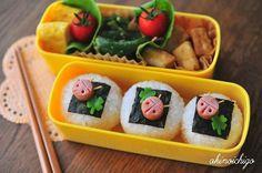 onigiri cod Winner Ladybug