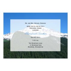 >>>Low Price Guarantee          Rehearsal Dinner Invitation -- Mountain Landscape           Rehearsal Dinner Invitation -- Mountain Landscape In our offer link above you will seeShopping          Rehearsal Dinner Invitation -- Mountain Landscape lowest price Fast Shipping and save your mone...Cleck link More >>> http://www.zazzle.com/rehearsal_dinner_invitation_mountain_landscape-161817788283744534?rf=238627982471231924&zbar=1&tc=terrest