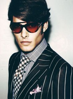 Jon Kortajarena for Tom Ford (When in Rome)