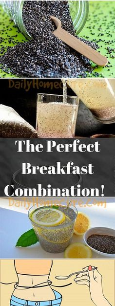 THE PERFECT BREAKFAST COMBINATION, IT REGULATES BLOOD SUGAR, REDUCES CHOLESTEROL AND MELTS BELLY FAT #breakfast #blood sugar #cholesterol #belly fat
