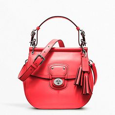 LEATHER WILLIS - LOVE this purse!