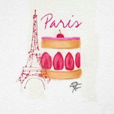 Paris & dessert