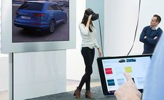 How #virtualreality might change how you buy cars http://dld.bz/eFczc  #VR