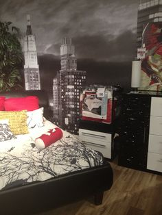 #city room !
