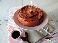 Tarta de chocolate – 1º Cumple Blog - http://www.recetashuga.es