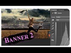▶ pt. 2 - Como criar um banner para facebook (vlogger, blogger etc.) - YouTube