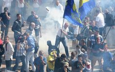 Kiev Riots Herald the Coming of Chaos to Ukraine