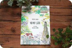 No tan lejos, un libro exquisito, primer infantil de Periplo Ediciones. Historias de Buenos Aires y sus cosas vivas ow.ly/GVRL1