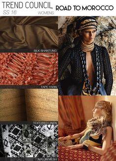 Mustermix für den Herbst - Farbtyp KT / Farb-, Typ-, Stil- & Imageberaterin