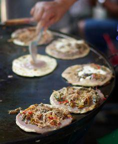 media luna de sopes Mexico