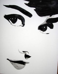 #audrey #painting